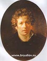 Автопортрет. 1833-1834