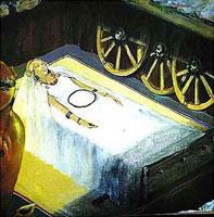 Погребальная камера Гальштатской эпохи