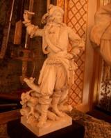 Скульптура 17-го века во Франции