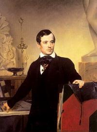 Портрет А. Брюллова (1841 г.)
