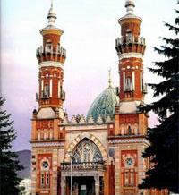 Суннитская мечеть