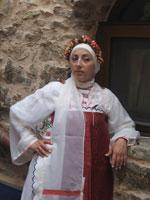 Жительница острова Хиоса