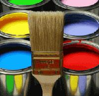 Краски на основе пигментов