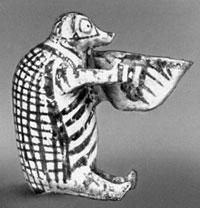 Сосуд в виде медведя (эгейское искусство)