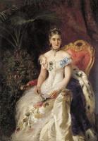 Портрет Марии Волконской (К.Е. Маковский)