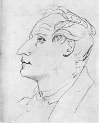 Портрет М. Гоголя