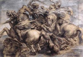 Битва при Ангьяри (Леонардо да Винчи)