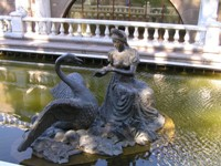Статуя в Александровском саду