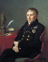 Портрет Алексея Николаевича Оленина