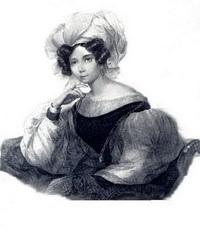 Портрет З. Волконской
