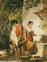 Прерванное свидание. 1823-1827