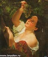 Итальянский полдень. 1827