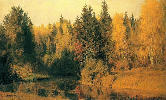 Осень в Абрамцево (Василий Поленов)