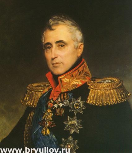 Портрет графа К. А. Поццо ди Борго