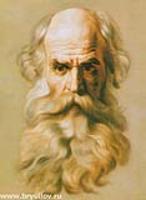 Голова апостола. 1843-1847