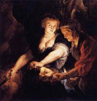 Юдифь и Олоферн (Тинторетто)