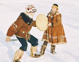 Этнос Камчатки