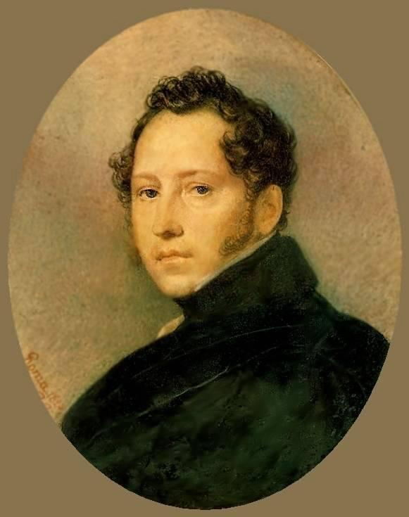 Портрет С. Ф. Щедрина.