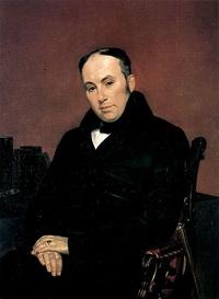 Портрет В. Жуковского