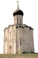 Апсиды церкви Покрова