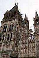 Руанский собор и Руанские улицы