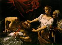 Юдифь и Олоферн (Караваджо, 1599 г.)
