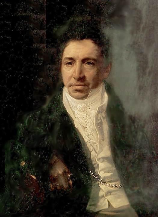 Портрет Кикина Петра Андреевича.