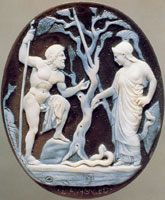 Афина и Марсий