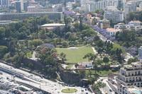 Парк Санта Катарина в центре Фуншала (столицы Мадейры)