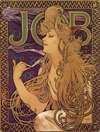 Сдельная работа (рекламный плакат, 1896 г.)