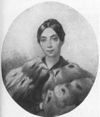 Портрет Л. Маковской