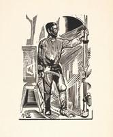 Рабочий (Н.И. Лапшин, 1928 г.)
