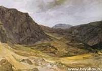 Дельфийская долина. 1835