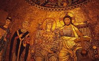 Мозаики церкви Санта-Мария ин Трастевере
