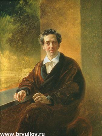 Портрет графа Алексея Перовского