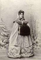 Л.А. Николаева в опере Ледяной дом