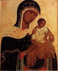 Коневская Божья Матерь (икона)