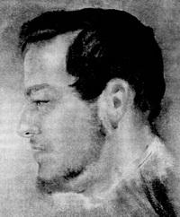 Портрет М. Глинки