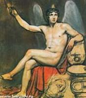 Гений искусства. 1817-1820