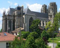 Кафедральный собор Сент-Этьенн