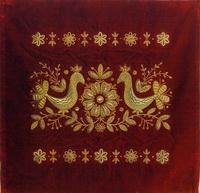 Торжокское золотое шитье
