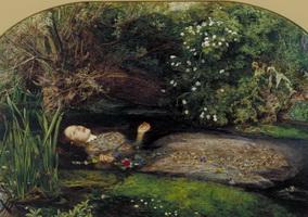 Офелия (Дж.Э. Миллес, 1851—1852 г.)